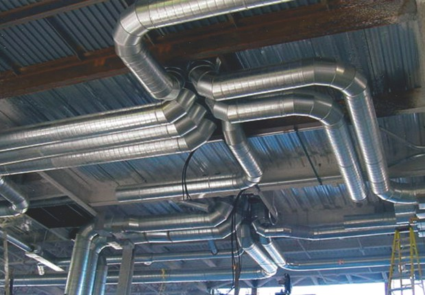 Air Duct Work