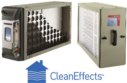Air filtration systems heating conditioning
